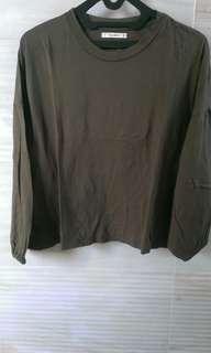 Short blouse Pull n Bear