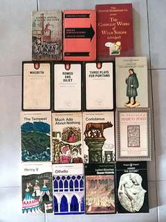 Literature Novel Books