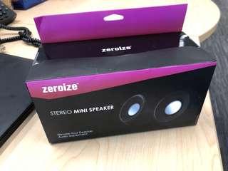 Desktop mini speaker