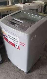 Washing Machine. LG 10 kg inverter good condition tip top Dan warrenti 3bulan jekahbarmenat boly call /whatsapp 0162830042.Ok tq