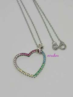 New Arrival Silver Necklace & Earrings