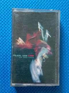 Pearl jam (kaset tape.ori)