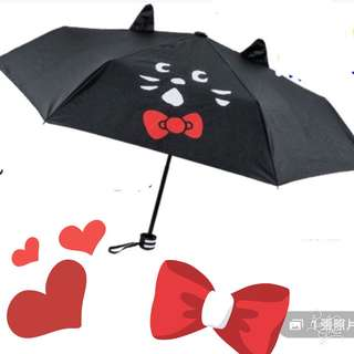 🚚 Kitty雨傘(全新)