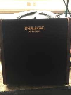 🚚 nux stageman AC-50 acoustic amp 木吉他音箱 外觀瑕疵出清
