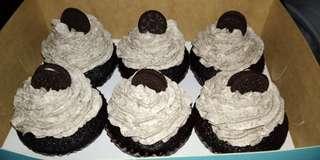 Cookies n' Cream cupcakes