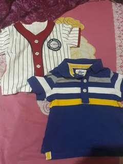 Bundle Baby polo shirt