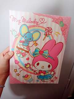 My Melody相簿photo album