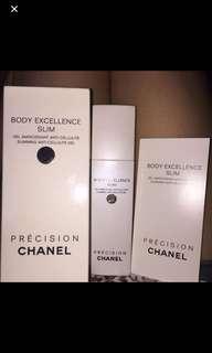 Chanel slimming gel
