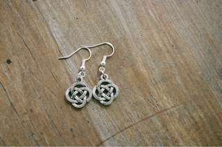 Celtic Knot Gypsy Earrings