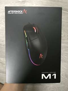 Aftershock Gaming Mouse