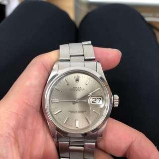 Rolex 1500 not 1601 6694