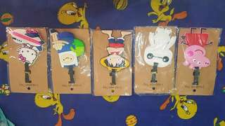 Character Bag/Luggage Tag