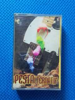 PESTAlternatif.kaset tape. ori