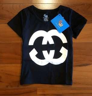 Tshirt gucci inspired hitam