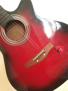 Weinstein Acoustic Guitar(Allegro)