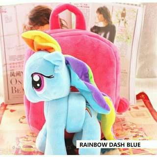 Pony backpack