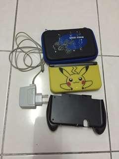 New Nintendo 3DS XL Modded