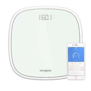 KooGeek Smart Digital Scale!!