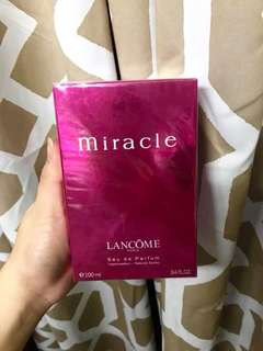 MIRACLE LANCOME 😍😍😍
