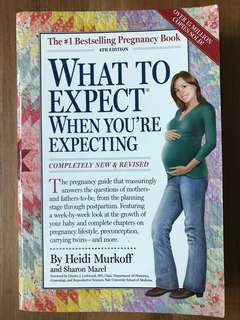 What to expecting when you're expecting book