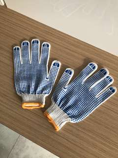 Hand Gloves (anti skid, cut resistance)