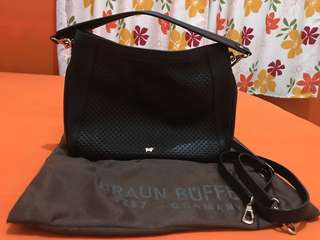 Braun buffel authentic 100%