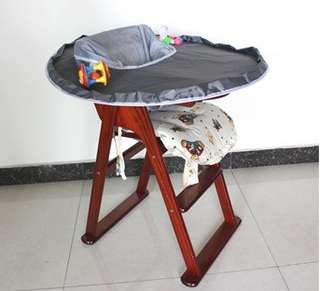 Baby High Chair Waterproof Tray Mat
