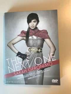 Sarah Geronimo DVD