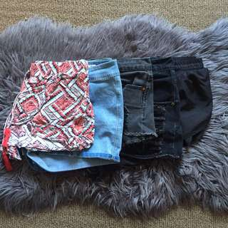 LARGE SHORTS BUNDLE ✨