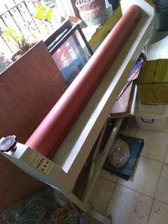 Manual Wide format cold roller laminator