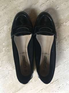 New Look oxford flat shoes