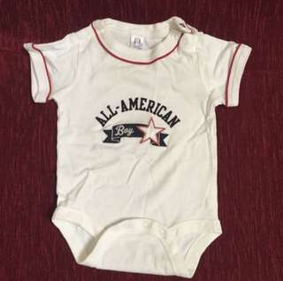 Gap infant romper