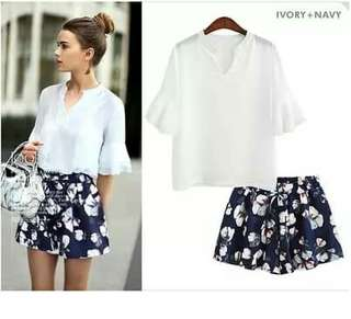 2in1 set summer clothes xl-5xl