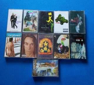 Kaset Tape original