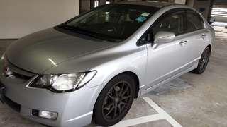 Honda FD1.8cc 🇸🇬