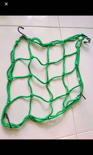 Net for motorcycle