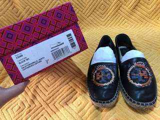 Authentic Toryburch Daley Espadrille