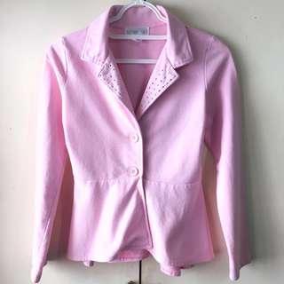 Rocker Girl Girls' Pink Blazer (10-12 years old)