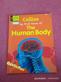 📚Preloved📚 Collin The Human Body