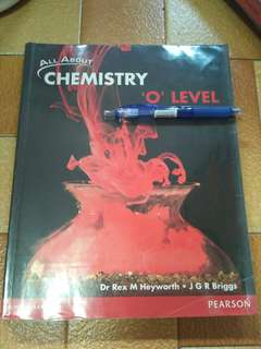 Top Student All About Chemistry O Level Textbook