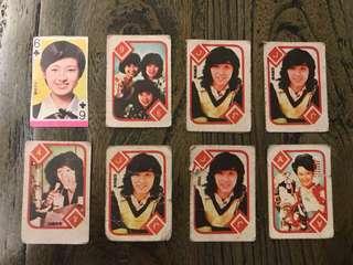 七八十年代香港文具店售公仔紙