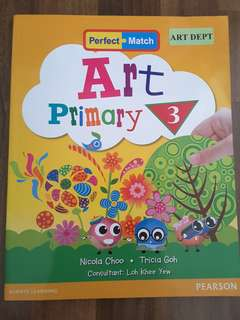 Art Primary 3 by Perfect Match