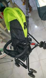 Baby Co lightweight stroller used once