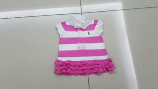 Ralph Lauren Dress (3months)