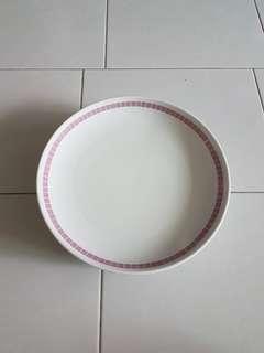 Big Round Plates
