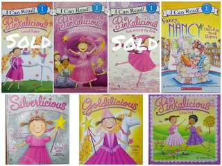 Pinkalicious Children's Books