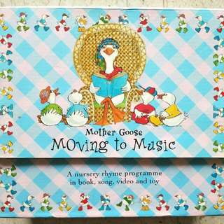 Mother Goose Moving To Music