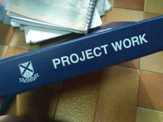 SAJC Project Work File