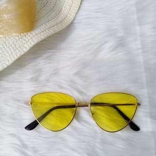 Yellow Mustard Eyewear