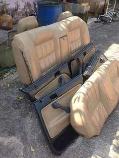 Honda SM4 Seat